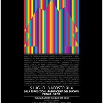 Fabbriceria Contemporanea presenta <br> ARTE ETERNA UTOPIA <br> Inaugurazione mostra Sabato 5 Luglio ore 18.00, Pienza