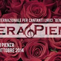 Opera Pienza <br> 9-10-11 Ottobre 2014
