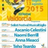 XX Festival Valdorcia <br> Dal 26 Luglio al 13 Agosto