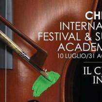 Chigiana International Festival & Summer Academy 2015