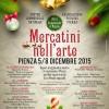 MERCATINI NELL'ARTE <br> Pienza 5-8 Dicembre 2015
