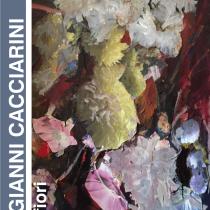 Mostra di Gianni Cacciarini – fiori <br> Relais il Chiostro di Pienza <br> Dal 26 Giugno al 22 Agosto 2016
