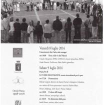 Aurora Festival <br> Pienza, 8 e 9 Luglio 2016