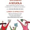 GIORNATA MONDIALE DEL LIBRO <br> Un libro a scuola <br> Lunedì 23 Aprile