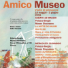 AMICO MUSEO 2018 <br> 19 e 30 Maggio