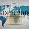 GDPR <br> Nuovo regolamento generale <br> per la protezione dei dati dell'UE