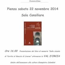 """Presentazione del libro <br> """"Dalla zizzola di Torrita al libeccio di Livorno"""""""