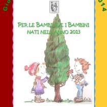 Giornata Nazionale dell'Albero 2014 <br> Venerdì 21 novembre 2014 – Secondo Pratellone <br> Via Santa Caterina, Pienza