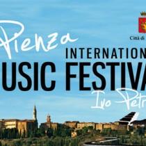 INTERNATIONAL MUSIC FESTIVAL <br> Giugno 2015 Pienza